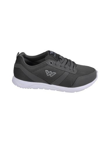 Walkway 701 Pudra Unisex Spor Ayakkabı Füme